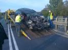 Wypadek most w Zamościu 17.09.2012